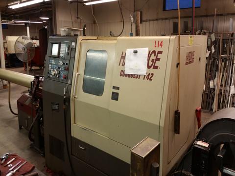 CNC Machine 2