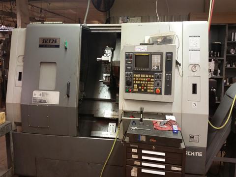 CNC Machine 1a