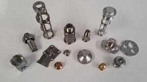 CNC Parts MI