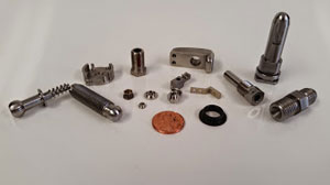Parts from CNC Milling MI